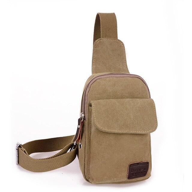 Crossbody Kleine Brust Reisetasche In Leinwand Stilvolle Männer Tasche 49marke Rucksack Marke Us29 Schulter Pack Taschen Schlinge Trend DYE2IWH9