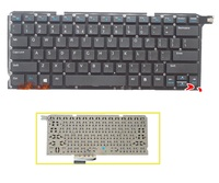 SSEA Brand New US Keyboard For DELL Vostro 14Z 5460 5470 5439 V5460 P41G laptop keyboard no frame
