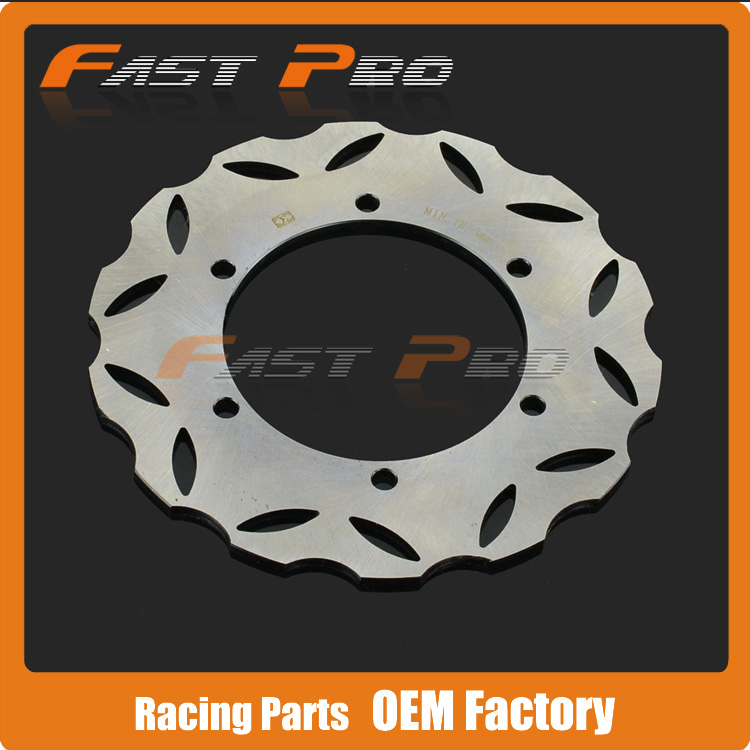 Rear Brake Disc Rotor For Yamaha YZF R6 YZF600 99 00 01 02 YZF R1 YZF1000 02 03 Motorcycle Street Bike rear brake disc rotor for yamaha fz400 srx400 xjr400 fz600 fzr600 fzs600 srx600 xj600 yzf600 yzf750r tdm850 tdm900 yzf1000