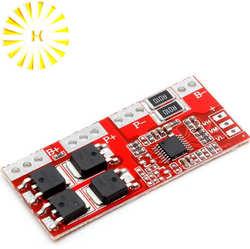 1 шт. 4S 30A литий-ионный батарея 18650 зарядное устройство защиты доска 14,4 В 14,8 в 16,8 в 4S BMS