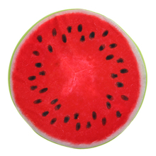 30/40cm Design 3D Fruit Style PP Cotton Office Chair Back Cushion Sofa Throw Pillow Trending Fashion New Year Decoration