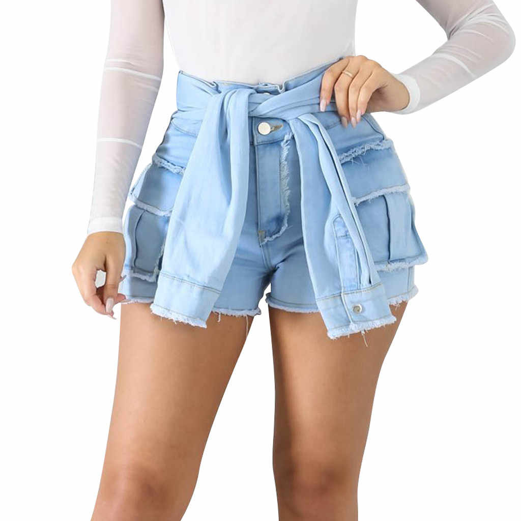 Shorts Women Summer New Slim Casual Ladies Shorts Thin Solid Color Simple Comfortable Female Shorts