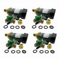 4 PCS * 90W, 220 240V Booster Pump Automatic Gas Heater and House Water Supply Circulation Pump