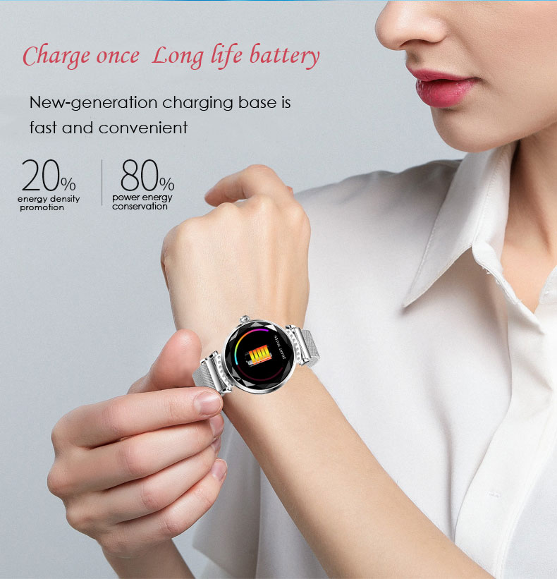 Smart Fitness Tracker for women