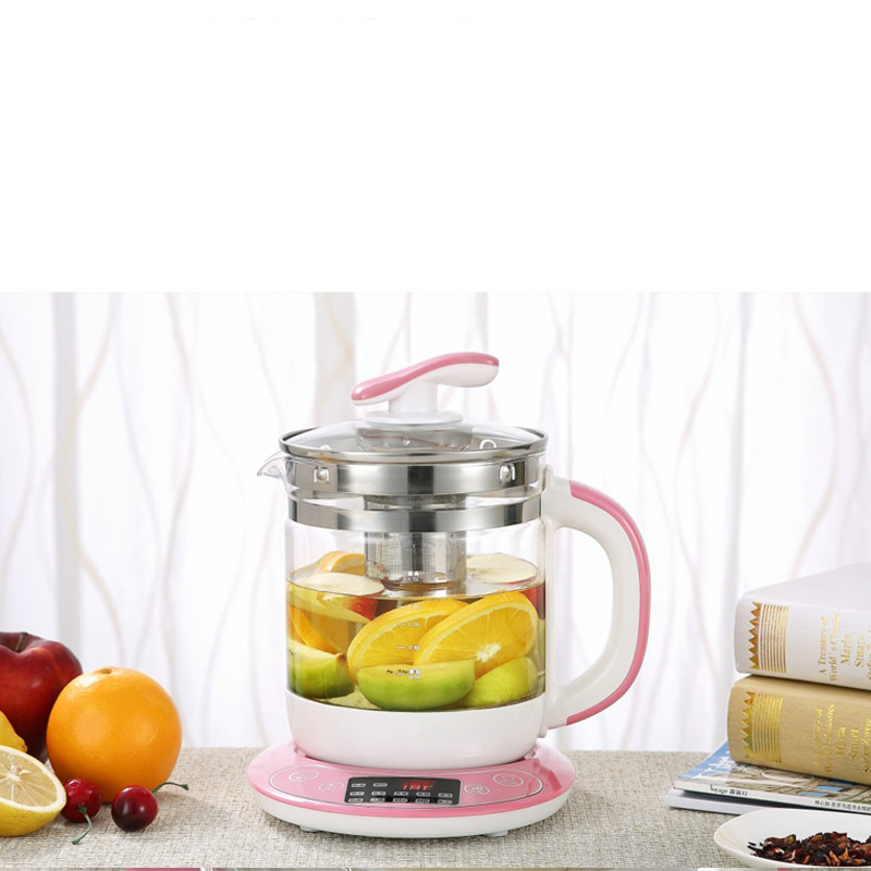 Electric kettle Curing pot Full-automatic thickened glass filled glass multi-functional boiling tea Safety Auto-Off Function