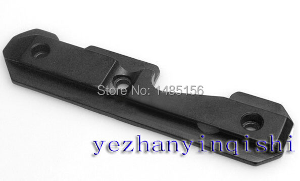 AK47 Steel Side Dovetail Scope Mount Rail Model Model - Որս - Լուսանկար 2