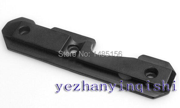 AK47 스틸 사이드 Dovetail 범위 마운트 레일 모델 - 수렵