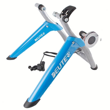 Indoor Training Station Road Bicycle Exercise Fitness Station MTB Bike Trainer Folding Roller Training Tool 3 Stage Folding