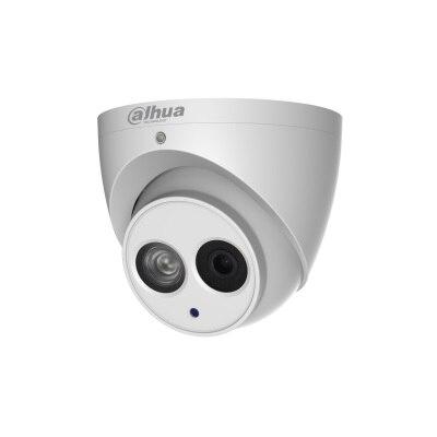 bilder für 2016 heißer verkauf Geben verschiffen HD Ip-kamera 4MP dahua Netzwerk IR sicherheit Dome-kamera Unterstützung audio POE IPC-HDW4431EM-AS