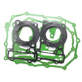 Motorcycle Engine Parts Head Cylinder gaskets Kit for HONDA Bros 400 600 Stator Cover Gasket