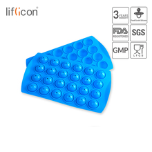 Liflicon Silicone Cake Pops Maker Cookie Candy Moule Tarts Non-stick Kitchen Baking Tools BPA Free Makers