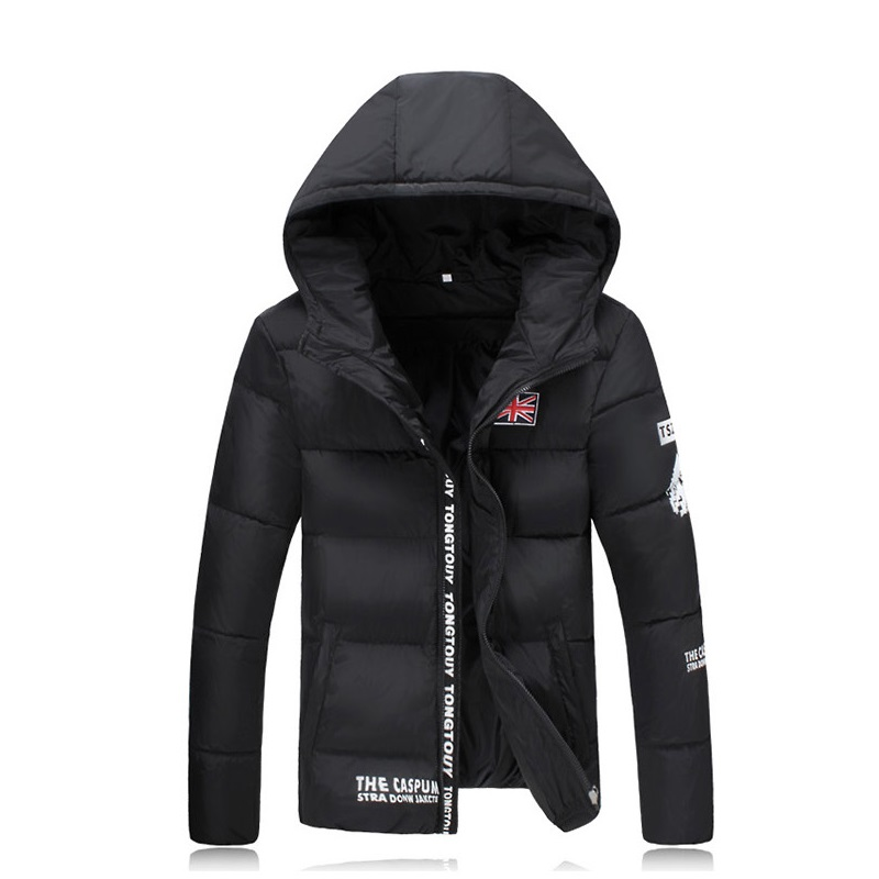2016 new arrival winter high quality men's hooded Down & Parkas,winter hooded jacket men ,Plus-size S,M, L,XL,2XL,3XL,4XL,5XL