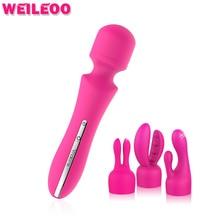 7 speed magic wand massager wand vibrator clitoris stimulator sex toys for woman adult sex toys for woman vibrators for women