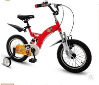 kids bicycles / 2 8 year old / 12/14/16/18 inch Kids bike aluminum alloy freestyle bike boy buggiest car ride children bicycl