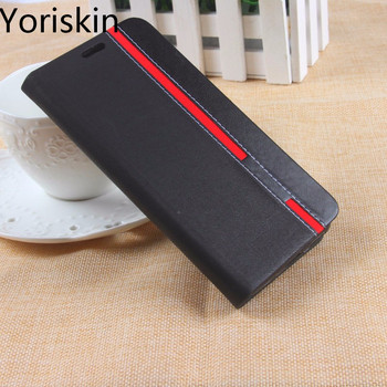 For Vodafone Smart N8 Case,360 Degree Protection Flip Stand Card Holder PU leather Cover Shockproof Case For Vodafone Smart N8 фото