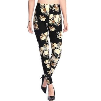VISNXGI New Fashion 2020 Camouflage Printing Elasticity Leggings Camouflage Fitness Pant Legins Casual Milk Legging For Women 4