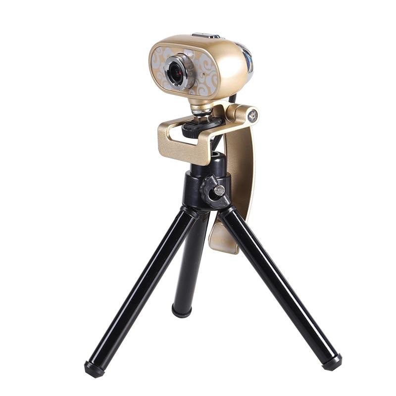 Nouveau 1080 P Webcam clarté réglable ordinateur de bureau Webcam HD beauté automatique USB 12 M 1920x1080 p - 4