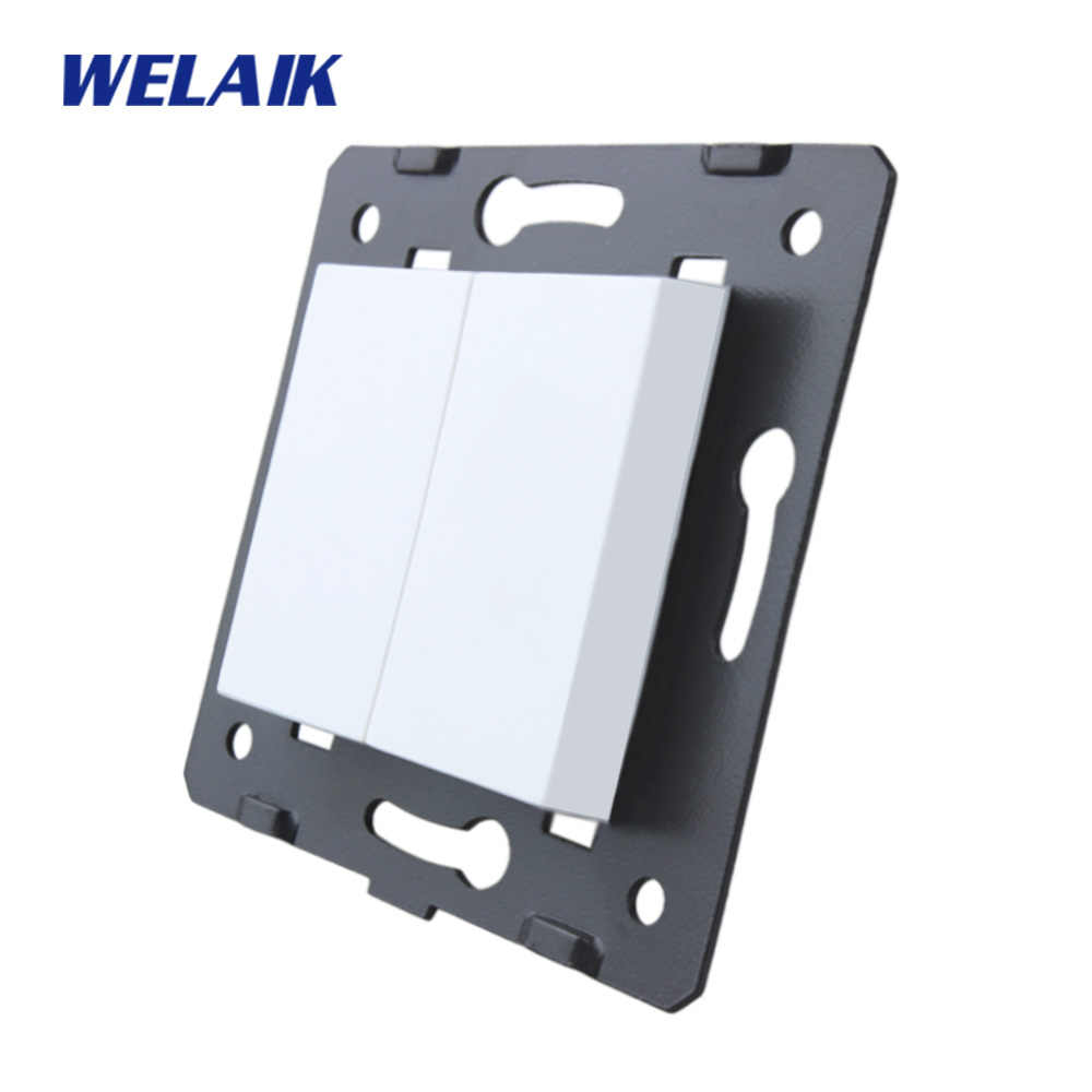 WELAIK EU-Standard   DIY-Parts-Wall-panel Socket-parts-Without Glass-Panel  A8BKW/B