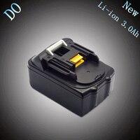 18 вольт 3000 мАч литий-ионный аккумулятор пакетов Замена мощный инструмент аккумулятор для Makita 18 В BL1830 LXT400 194230 -4