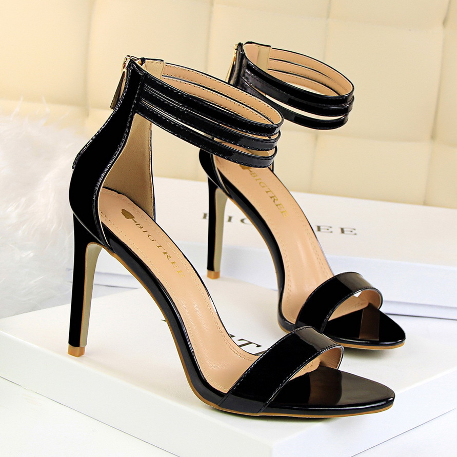 0eb90ecac Bigtree-Women-s-Fashion-Women-s-Sexy-Shoes-and-Sandals -Summer-Patent-Leather-Black-Gold-Silver.jpg