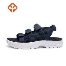 SALAMAN Mens Summer Outdoor Trekking Sandals Shoes For Sea Men Sport Beach Water Hiking Man Sandalias Hombre