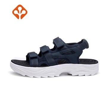 SALAMAN Men's Summer Outdoor Trekking Sandals Shoes For Sea Men Sport Beach Water Hiking Sandals Man Sandalias Hombre