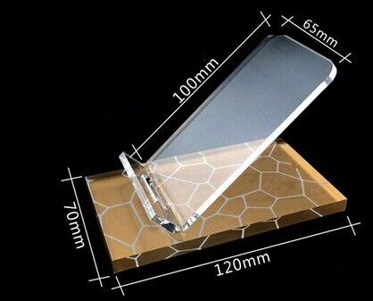 肥厚高品質のモバイル携帯電話ディスプレイスタンドホルダーラック送料無料電話ホルダーラック