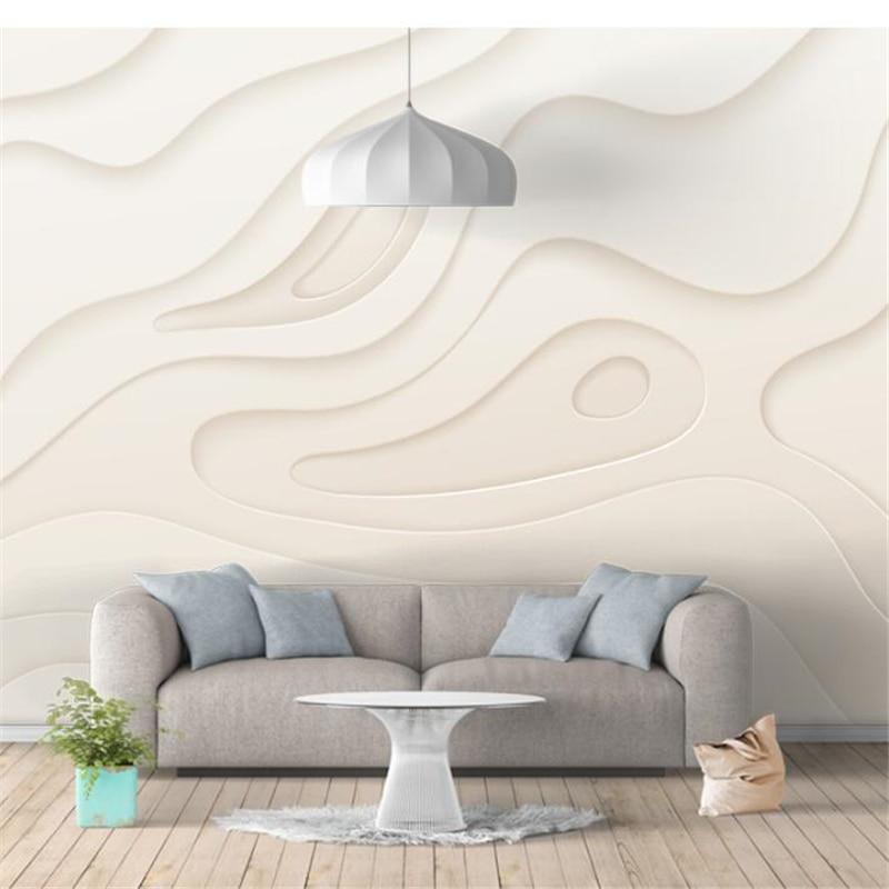 Beibehang Custom Wallpaper Papel De Parede 3d Nordic