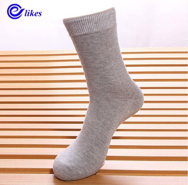 10 pairs mens cotton dress socks plus large big size EU 43, 44, 45, 46 US10-13 business dress socks calcetines