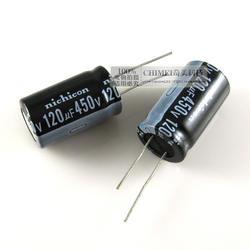 Электролитический конденсатор 450 В 120 мкФ конденсатор