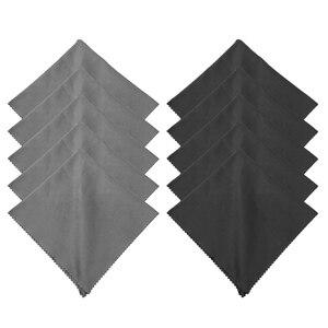 Image 3 - 1pc chłonny ręcznik z mikrofibry samochód ściereczki do czyszczenia osuszania szmatka do pielęgnacji samochodu Detailing myjnia 30x30cm kolor losowo