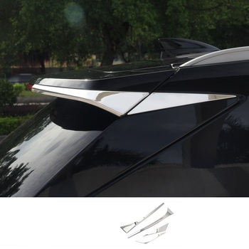 Otomatik Vücut Izgarası Kapı Otomobil Krom Dekoratif Yükseltilmiş Araba Styling Dekorasyon Aksesuarları 16 17 18 19 Cadillac XT5