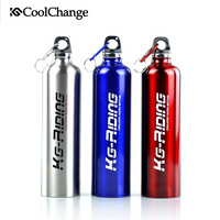 Coolchange Bicycle Water Bottle Outdoor Portable Large Capacity Stainless Steel MTB Road Water Bottle Bike Cycling Equipment