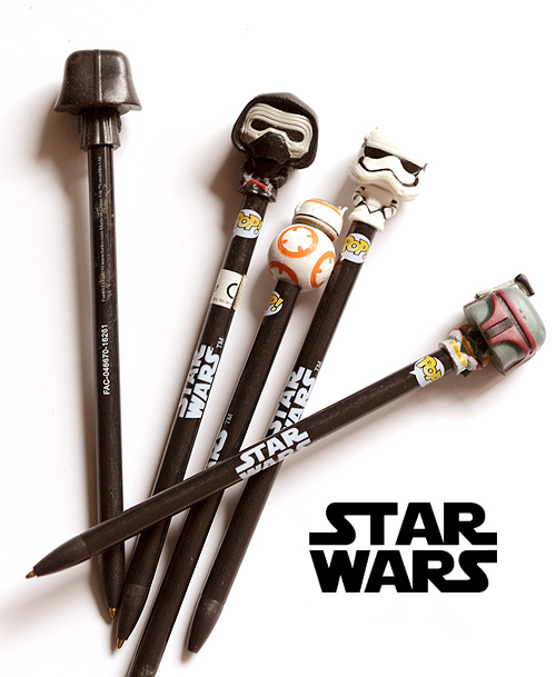 Funko Pop! Star Wars Pen (17cm)