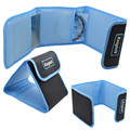 KnightX Camera star UV CPL FLD ND COLOR Filter Wallet Lens Adapter Ring Storage Bag Case Pouch Holder 49 52 55 58 62 67 77 82 MM