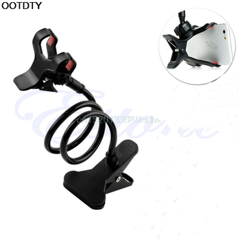 OOTDTY New Universal Lazy Bed Desktop Mount Car Stand Holder For Cell Phone hot Tablet Stands