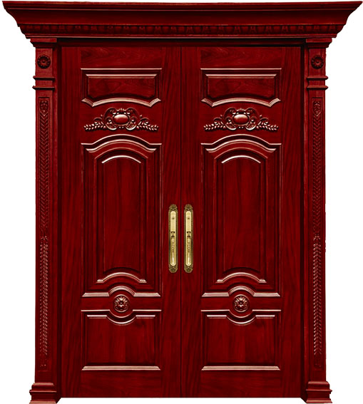 Wooden Double Door Designs 2016 For Your Home Project