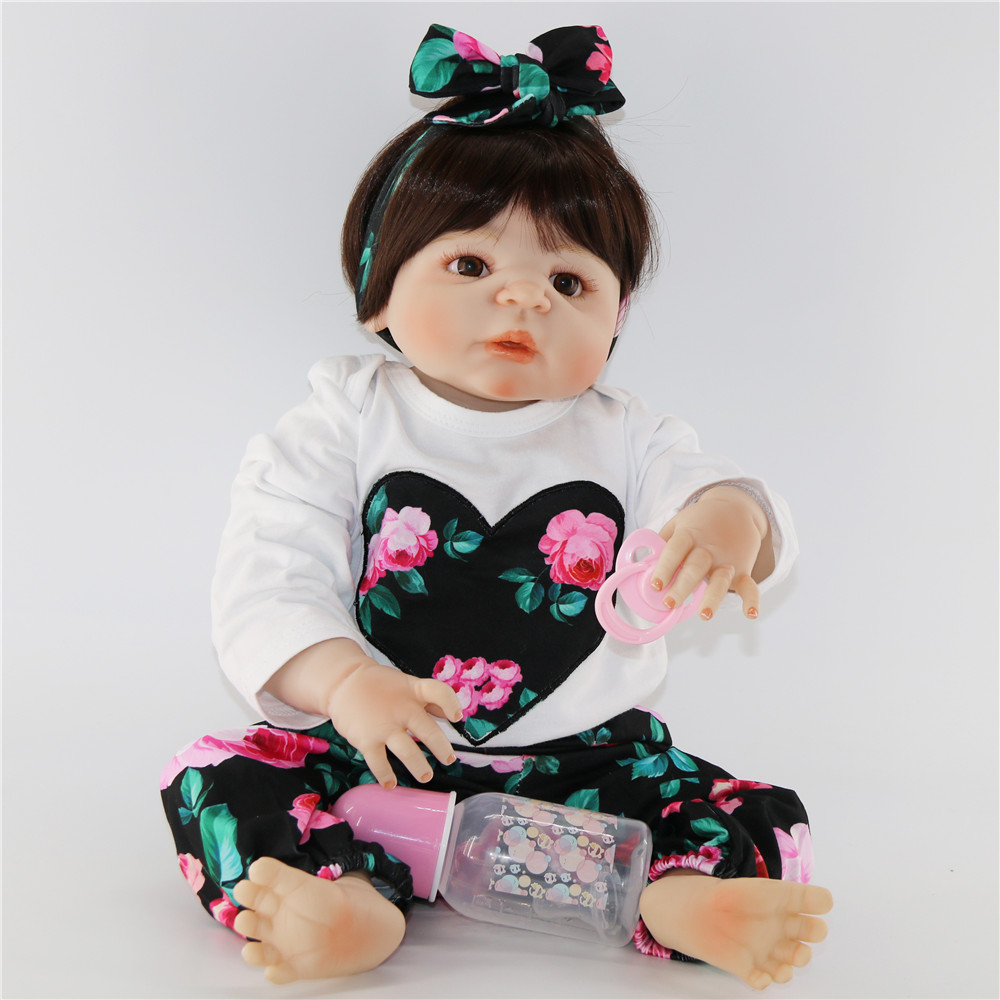 Reborn fille bebe poupée 23