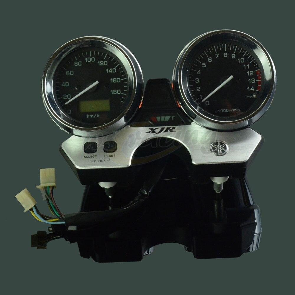 Motorcycle Tachometer Odometer Instrument Speedometer Gauge Cluster Meter For YAMAHA XJR400 XJR 400 1998-2002 98 99 00 01 02 for yamaha xjr1300 98 02 speedometer tachometer speedo gauge cover motorcycle xjr 1300 1998 1999 2000 2001 2002 motorcycle
