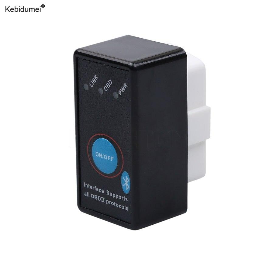 kebidumei 2017 new car elm327 obd2 bluetooth adapter v1 5. Black Bedroom Furniture Sets. Home Design Ideas