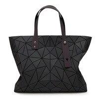 2017 New Bags Handbags Women Famous Brands Luminous Baobao Bag Irregular Laser Bao Bao Bags Geometric