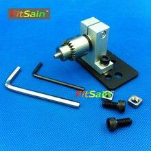 FitSain Adjustable Precision live center for lathe machine Revolving Centre DIY accessories for Mini lathe JT0