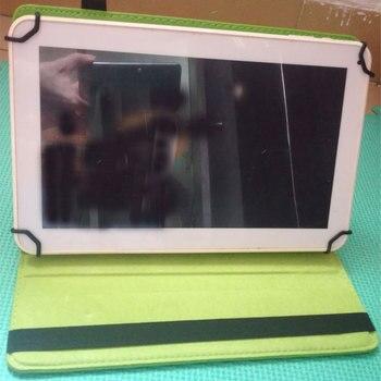 Myslc 360 grados giratorio Universal PU Funda de cuero para ASUS ZenPad 3S 10,0 LTE (Z500KL) tableta de 9,7 pulgadas
