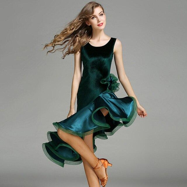 869b6563c3c26 latin dance dress fringe women latin dress dancing clothes Dancewear latin dance  costumes for women dress latina salsa dress