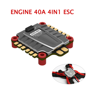 Image 4 - DALRC F405 F4 טיסה בקר עם MPU6000 ג יירו תומך 8K קצב רענון פעולה מובנה OSD לעבוד עם 4IN1 ESC