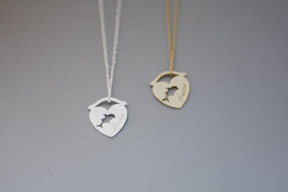 Newest Listing Jewelry Necklace,Silver Mature Noble Amitie Pendant Necklace,Sincerely Friendships Necklace--30pcs/lot