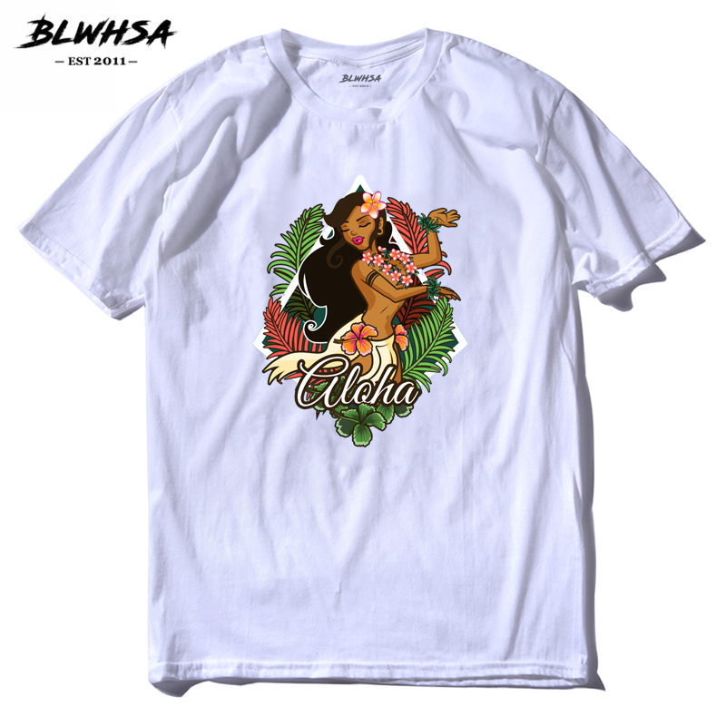 BLWHSA Brazilian Style Dancing Girl Design T Shirts Men Personalized Custom  Tee New Summer Short Sleeve Fitness Cotton T Shirt-in T-Shirts from Men's  ...
