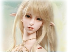 soom Alex bjd sd doll dod volks 1/3 female dolls luts ai 65cm long Elf ears Free shipping