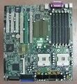 Оригинальный x5dpl-8gm server материнских плат scsi dual xeon 604 интерфейс