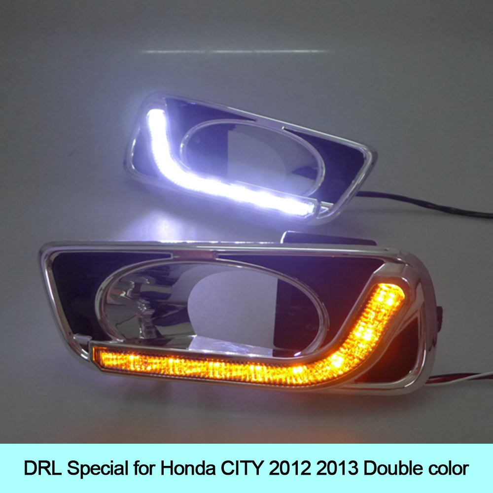 car led drl waterproof abs super bright 12v led daytime. Black Bedroom Furniture Sets. Home Design Ideas